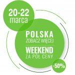 Polska zobacz więcej - weekend za pół ceny - Zamość